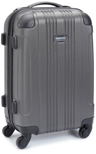 Kenneth Cole ReactionOUT OF BOUNDS 20″  4 WHL UPRIGHT, Charcoal, One Size image