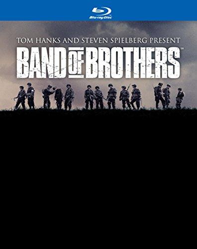 バンド・オブ・ブラザース ブルーレイ コンプリート・ボックス(6枚組) [Blu-ray]