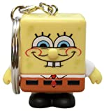 "Nickelodeon SpongeBob 1.5"" Vinyl Collectible Keychain"