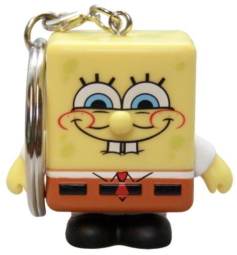 """Nickelodeon SpongeBob 1.5"""" Vinyl Collectible Keychain - 1"""