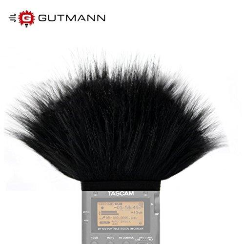 gutmann-microphone-pare-brise-bonnette-pour-tascam-dr-100