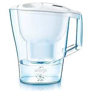 【高除去12項目で2ヵ月交換】 ポット型浄水器 BRITA(ブリタ) アルーナ XL
