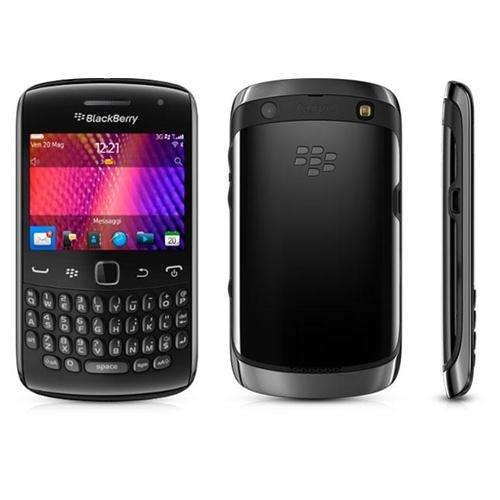 BlackBerry BlackBerry Curve 9360 QWERTZ black ohne Simlock, ohne Branding, ohne Vertrag