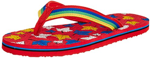 Sparx Sparx Women's Rubber Flip Flops Clogs And Mules (Multicolor)
