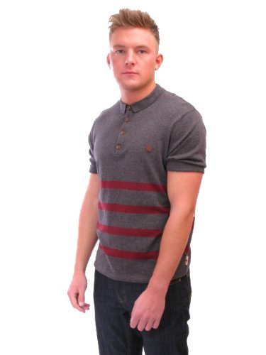Men's Short Sleeved Golf Polo Shirt