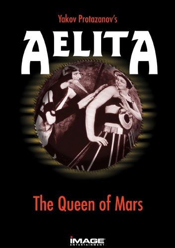 Aelita: Queen of Mars [1924] [US Import]  [DVD] [2024] [NTSC]