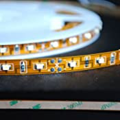 Amazon.com: Flexible Lighting Strip 300 SMD LED Ribbon 5 Meter or 16.4 Ft 12 volt White, 2026wh: Home Improvement