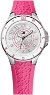 Tommy Hilfiger Womens 1781272  Sport Pink Silicon Stainless