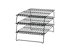Wilton 2105-459 Excelle Elite 3-Tier Cooling Rack Pack of 3