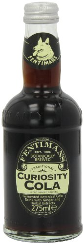 Fentimans Traditional Curiosity Cola 275 ml (Pack of 12)