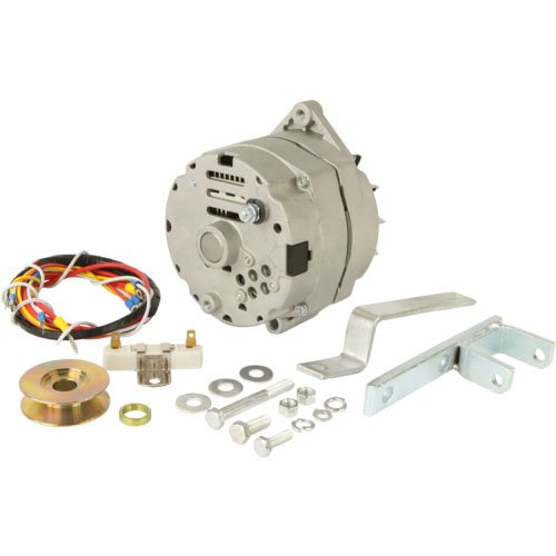 DB Electrical AKT0007 Ford Naa Tractor Alternator For Generator Conversion, Ford Tractor Jubilee Naa (One Wire Alternator Conversion compare prices)