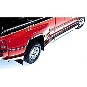"Amazon.com: Putco 11513Re Boss 4"" Stainless Steel Running Board"