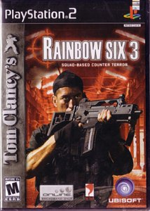 Tom Clancy'S Rainbow Six 3 - Playstation 2 front-252386
