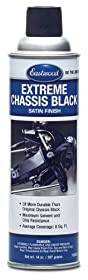 Eastwood Extreme Chassis Black Paint Satin Aerosol 14oz
