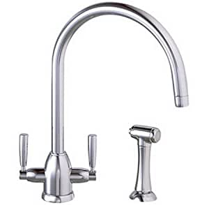 Franke Faucets : ... Faucet w/Spray: Polished Chrome - Touch On Kitchen Sink Faucets