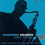 Saxophone Colossus(Sonny Rollins/Max Roach/Doug Watkins/Tommy Flanagan)