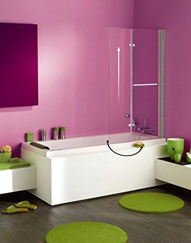 parois de douche aqua 3760000505925 moins cher en ligne maisonequipee. Black Bedroom Furniture Sets. Home Design Ideas