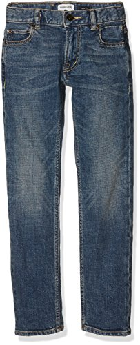 Quiksilver distorsione Jeans da ragazzo, taglia M, colore: blu, taglia: 14 anni (taglia del produttore: 28/14)