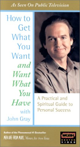 How To Get What You Want & Want What You Have [Vhs]