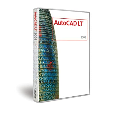 AutoCAD LT 2008 - 5 Users [OLD VERSION]
