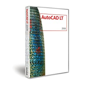 AutoCAD LT 2008 Upgrade from AutoCAD LT 2006-07 - 10 Users