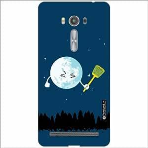 Asus ZenFone 2 Laser ZE550KL Back Cover - Silicon Smile Designer Cases