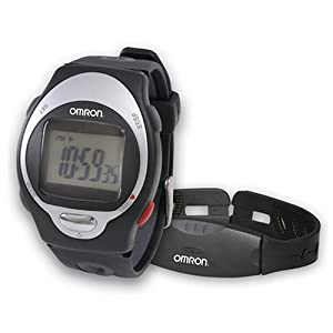 Omron HR-100C Heart Rate Monitor $31