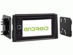 See OTTONAVI Kia Spectra 2007-2008 In-Dash Double Din Android Multimedia K-Series Navigation Radio with Complete Kit Details