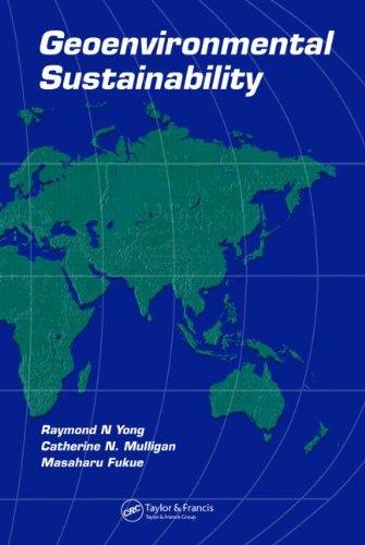 Geoenvironmental Sustainability