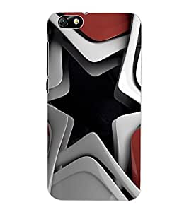 ColourCraft Creative Star Image Design Back Case Cover for HUAWEI HONOR 4X