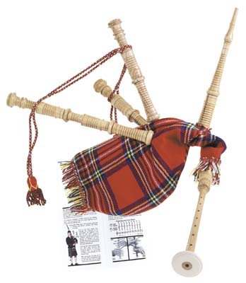 Junior Bagpipes
