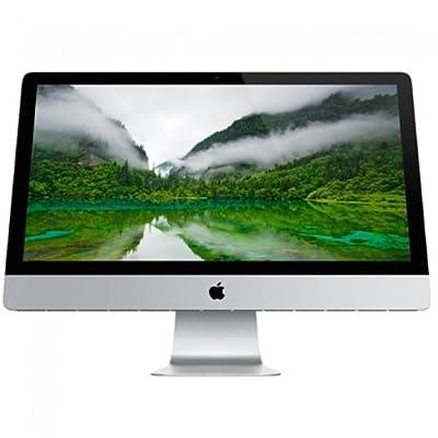 "Apple iMac 21,5"", Desktop Computer, Processore Intel i5 quad-core a 2,7GHz, 8GB di RAM DDR3 a 1600MHz, Disco rigido Serial ATA da 1TB a 5400 giri/min, Intel Iris Pro Graphics"