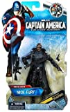 41V0Lmds8DL. SL160  Captain America Movie Exclusive 6 Inch Action Figure Nick Fury