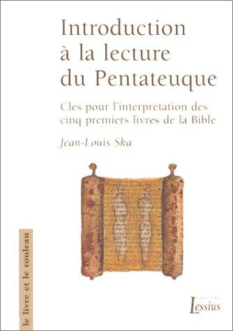 T l charger introduction la lecture du pentateuque - Table pastorale de la bible en ligne ...