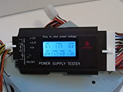NEW LCD Digital Power Supply Tester