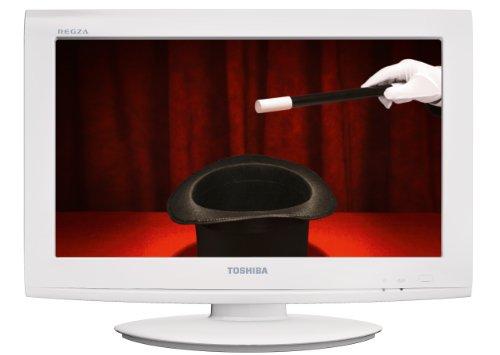 Téléviseur LCD 19AV734G blanc  ''HD ready'', 19 pouces (48 cm) 16/9, TNT HD, HDMI x2, USB 2.0