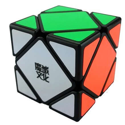 MoYu Skewb Speed Cube Puzzle Black - 1