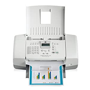 Máy Fax đa năng All in one: Hp officejet 4315 (99%) in + scan + Copy + Fax