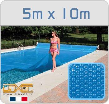 Avis linxor b che bulle 300 microns piscine 5m x 10m for Piscine hors sol 10m x 5m