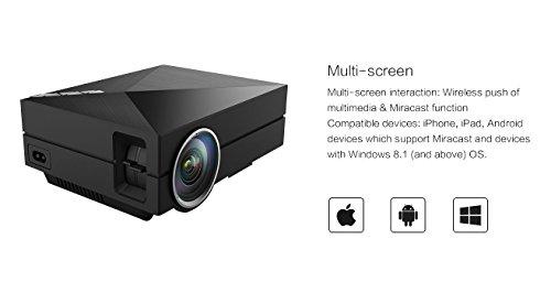 Multimedia-Mini-LED-Projector-800x480-800-Lumen-Private-Cinema-Support-HDMI-VGA-AV-USB-Port-Enjoy-Video-Movie-Game-Black-Color
