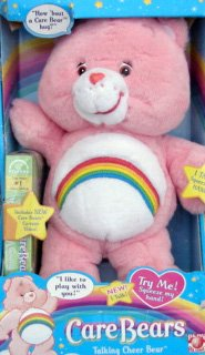 Care Bears Safety Game front-1077265