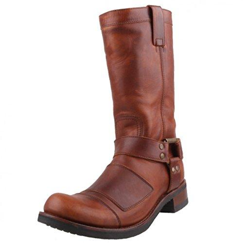 Sendra Boots, Stivali uomo Marrone marrone, Marrone (marrone), 46