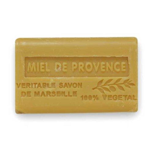 (南仏産マルセイユソープ)SAVON de Marseille プロヴァンスハニーの香り(SP039)(125g)