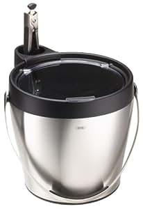 Amazon Com Oxo Steel Ice Bucket And Ice Tongs With Tong