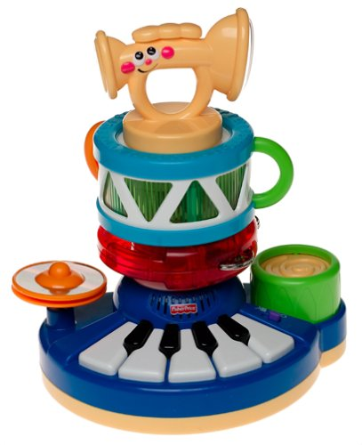 Fisher-Price Dance Baby Dance! Buildin' Band