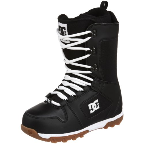 DC Men's Phase 2011 Snowboard Boot,Black/Gum,5 M US
