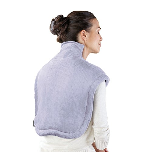 how to put a sunbeam therapy wrap to shoulder