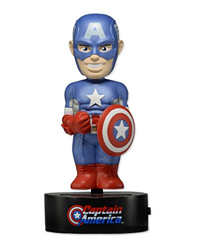NECA Marvel Captain America Body Knocker