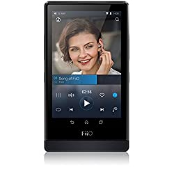 FiiO X7 Android Smart Portable Music Player, 3.97 Touchscreen, 32GB ROM, 1GB RAM, Body Only