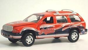 MLB Dodge Durango Car - Cleveland Indians by ERTL